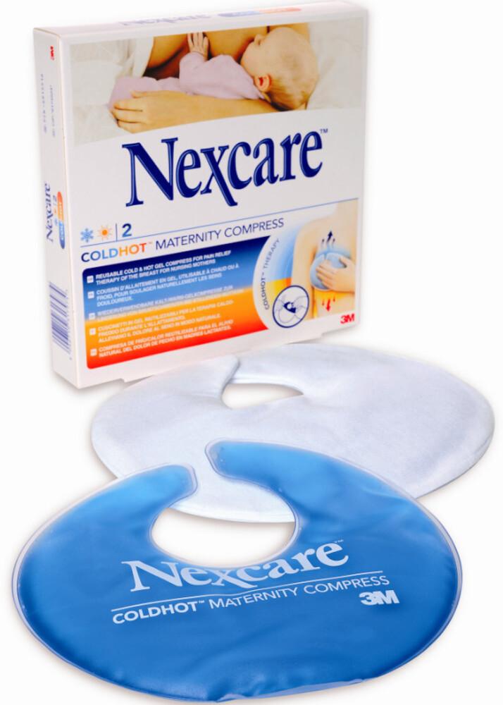 Cold hot maternity compress - 2.0 unites - maternité - nexcare -119234