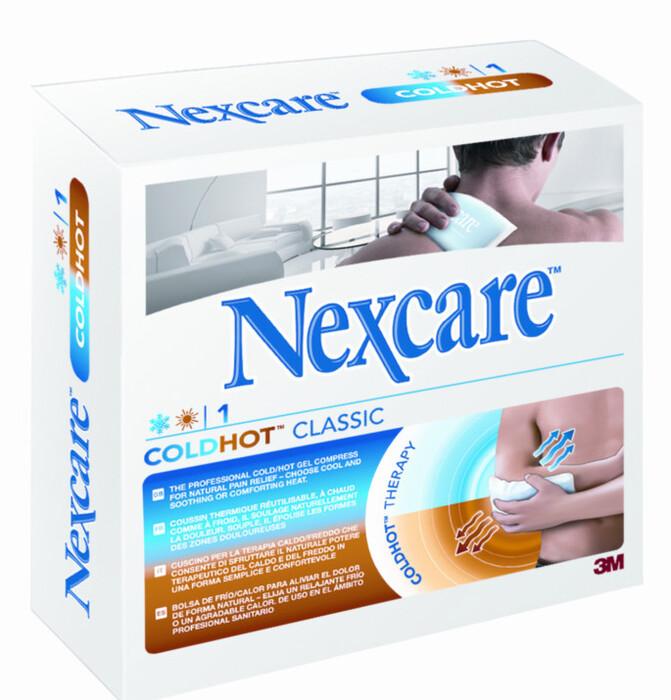 Coldhot classic coussins thermiques 10cm x 27cm Nexcare-7253
