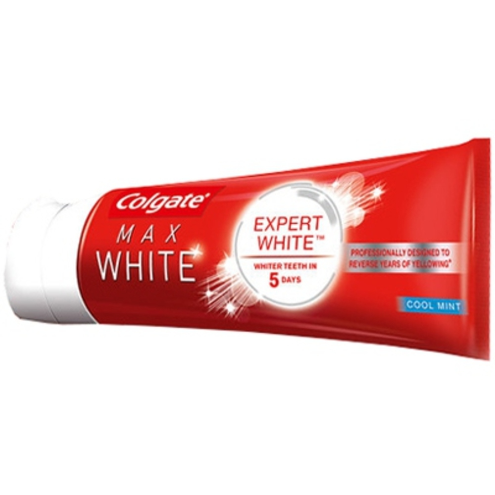 Colgate max white expert dentifrice - 75ml - colgate -205546