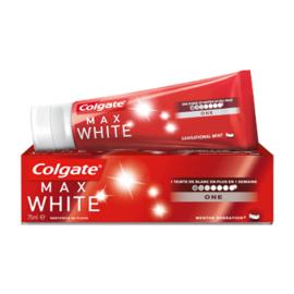 Colgate max white one dentifrice 75ml - colgate -215442