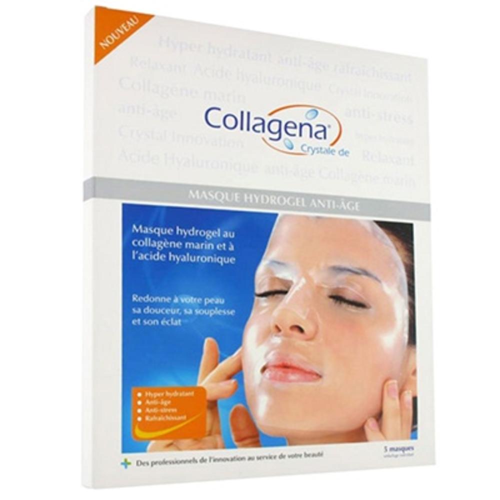 Collagena masque hydrogel anti-âge - collagena -198457