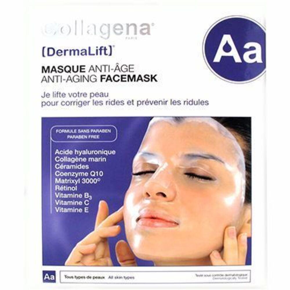 Collagena masque hydrogel anti-âge x5 - collagena -215634