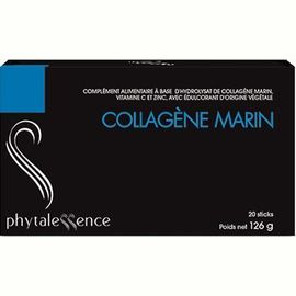 Collagène marin 20 sticks - phytalessence -226248