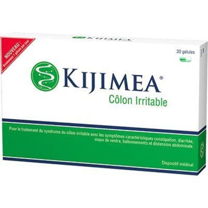 Côlon irritable 30 gélules - kijimea - Achat au meilleur ...