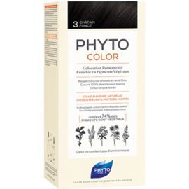 Color 3 châtain foncé - phyto -223175