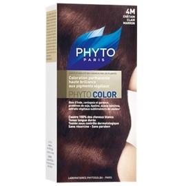 Color 4m châtain clair marron - 172.0 ml - phyto -60126