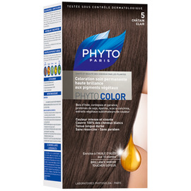 Color 5 châtain clair - phyto -197045