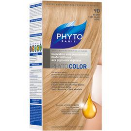 Color 9d blond très clair doré - 172.0 ml - phyto -47254