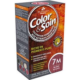 Color & soin blond acajou 7m - 3 chenes -11889