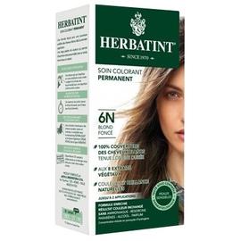 Coloration blond foncé 6n - 120.0 ml - gel colorant - herbatint -5768