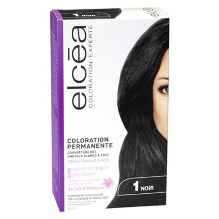 Coloration experte 1 noir Elcea-143868