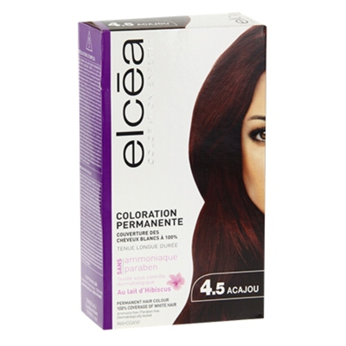Coloration experte 4.5 acajou Elcea-143826