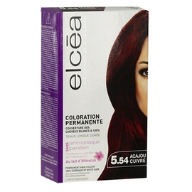 Coloration experte 5.54 acajou cuivré - elcea -143863
