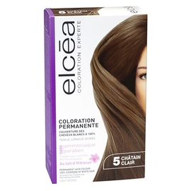 Coloration experte 5 châtain clair - elcea -143854