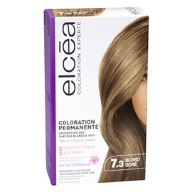 Coloration experte 7.3 blond doré - elcea -143860