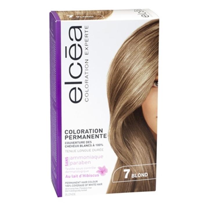 Coloration experte 7 blond Elcea-143856