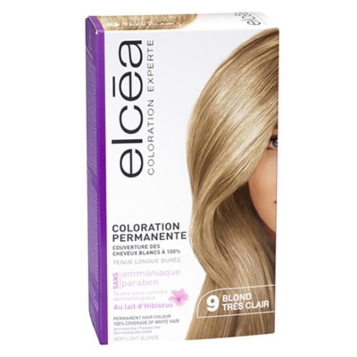 Coloration experte 9 blond très clair Elcea-143858