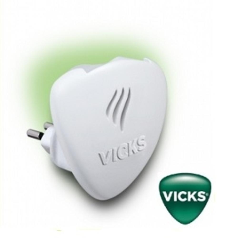 Comforting vapors diffuseur d'huiles essentielles - vicks -195722