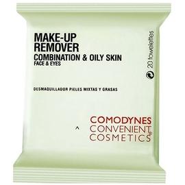 Comodynes lingettes démaquillantes peaux mixtes - comodynes -198720