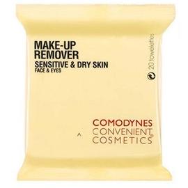 Comodynes lingettes démaquillantes peaux sèches x20 - comodynes -195274
