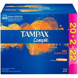 Compak super plus - promo - tampax -203195