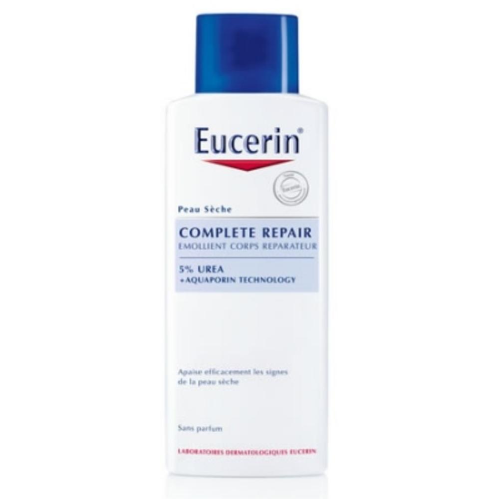 Complete repair emollient 5% urée 250ml - eucerin -196669