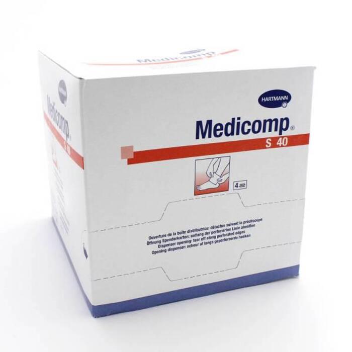 Compr  10x10 bt 50 n tisse Medicomp-148599