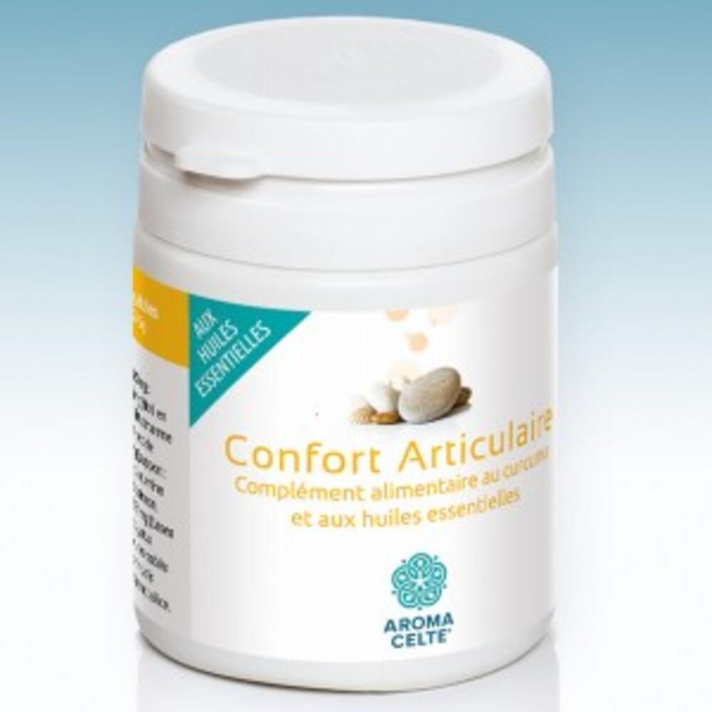 Confort articulaire - 50 gélules - divers - aroma celte Soulage les os et les articulations pour une bonne mobilité.-141634