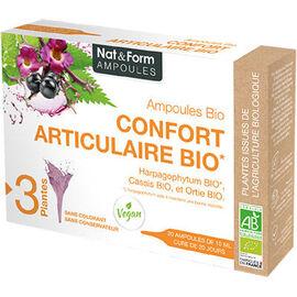 Confort articulaire bio ampoules bio - nat & form -223709