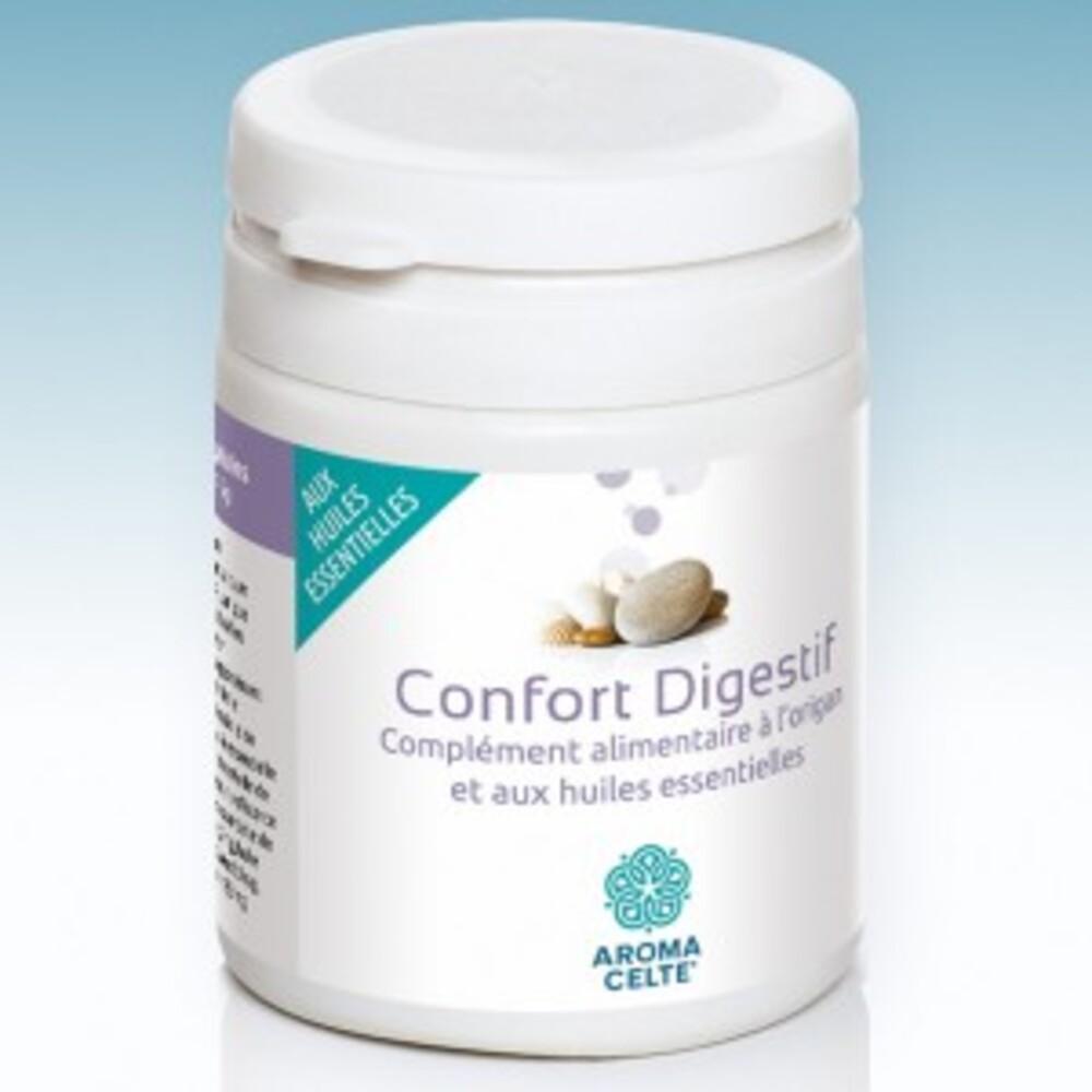 Confort digestif - 50 gélules - divers - aroma celte -140785