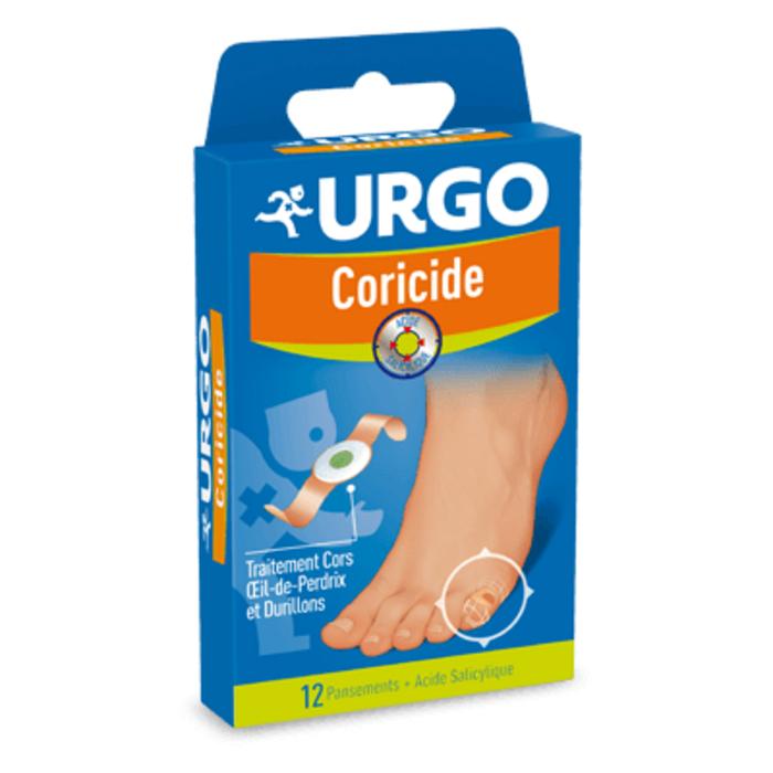 Coricide pansement x12 Urgo-211766