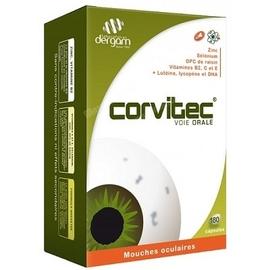 Corvitec 3 mois - 180 capsules - dergam -197438