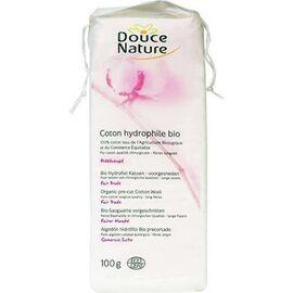 Coton hydrophile bio 100g - 100.0 g - soins du corps - douce nature -134965