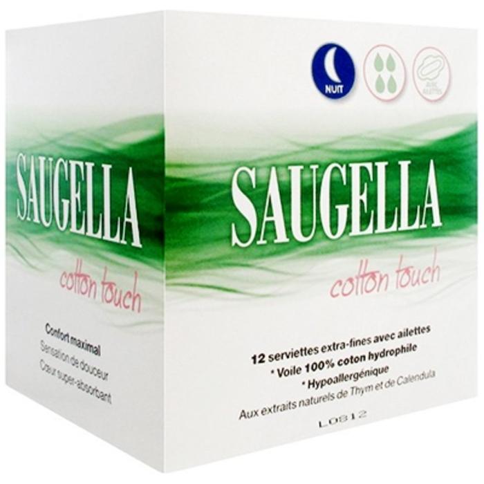 Cotton touch Saugella-144606