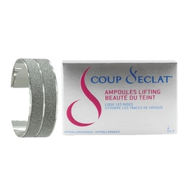 Coup d'eclat ampoules lifting - lot de 2 - coup eclat -145456