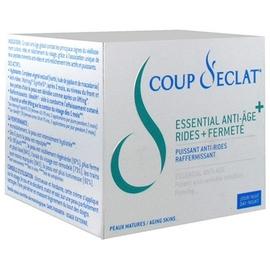 Coup d'eclat crème essential anti-âge rides & fermeté- 50ml - coup eclat -206129