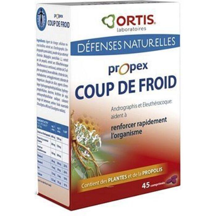 Coup de froid 45 comprimés Propex-139159