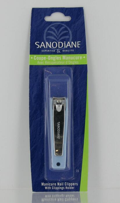 Coupe-ongles manucure avec récupérateur Sanodiane-5661