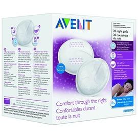 Coussinets d'allaitement jetables nuit x20 - avent -205263