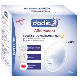 Coussinets d'allaitement nuit - dodie -203744