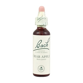 Crab apple n°10 - 20.0 ml - bach original Sentiment de Tristesse - Acceptation-8170
