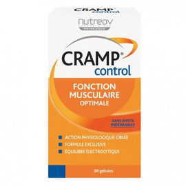 Cramp control 30 gélules - nutreov -197142