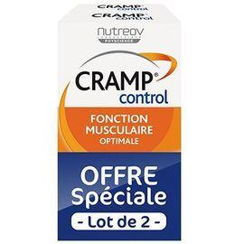Cramp control lot de 2 x 30 gélules - nutreov -220905