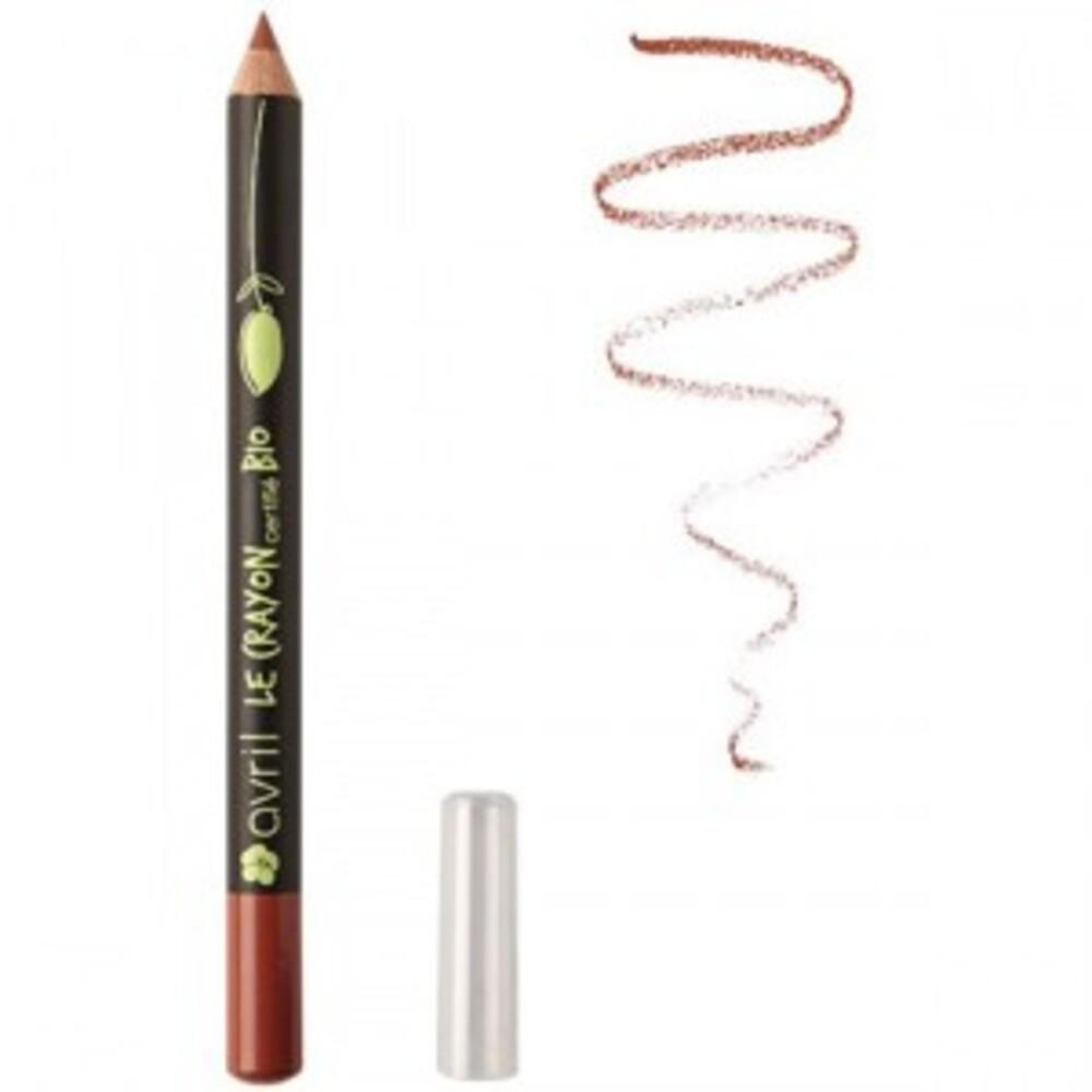 Crayon à lèvres nude bio - divers - avril -141683