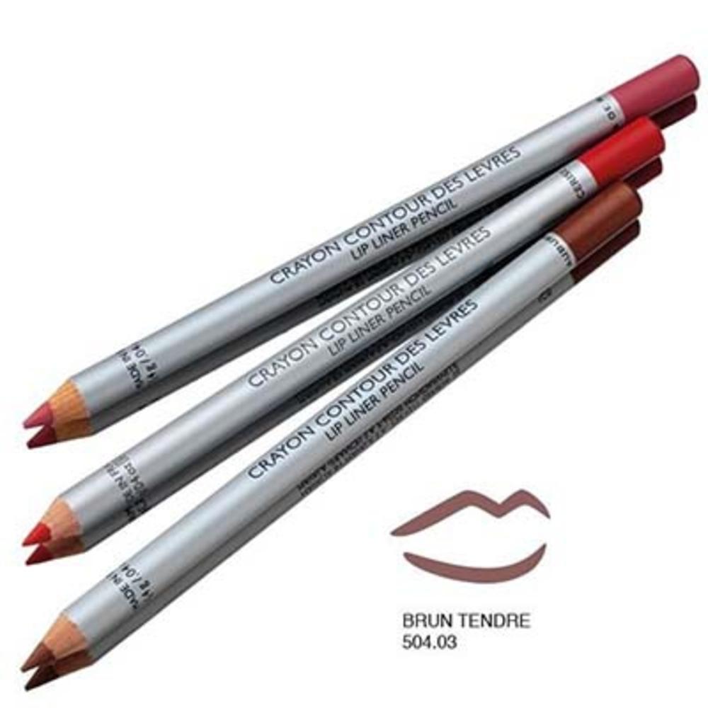 Crayon contour des lèvres brun tendre - mavala -147382