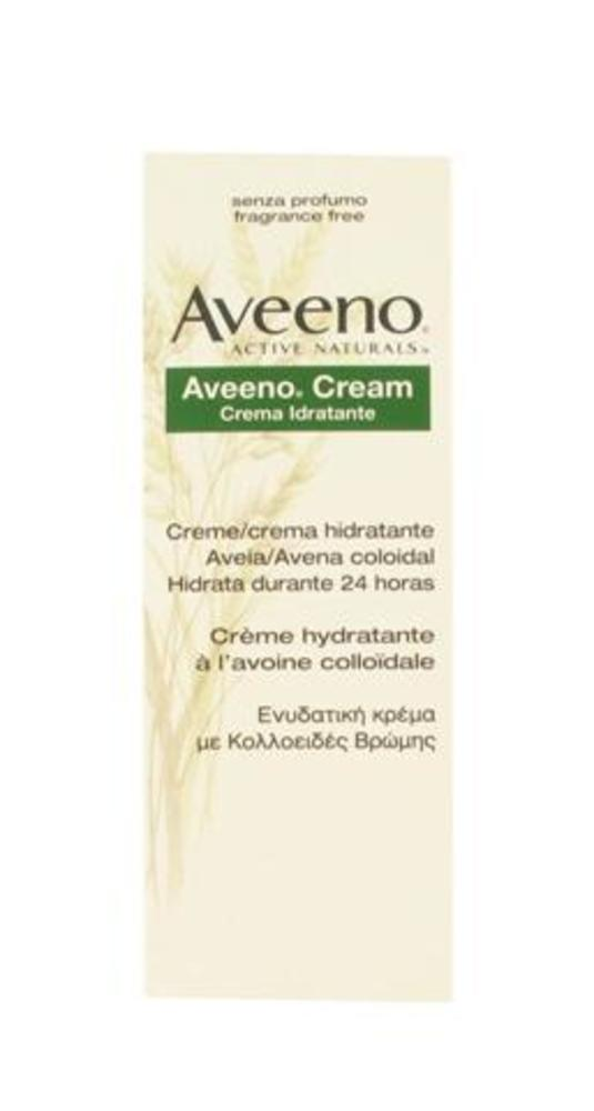 Cream - 100.0 ml - soins corporels des peaux sèches - aveeno Crème hydratante à l'avoine colloïdal-3093