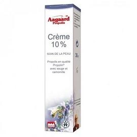 Crème 10% propolis - 30.0 ml - soins externes - aagaard propolis Problèmes cutanés-1063