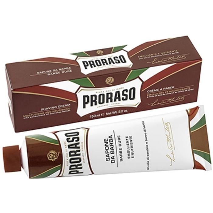 Crème à raser barbe dure Proraso-196882
