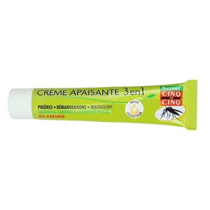 Crème apaisante 3 en 1 Cinq sur cinq-190409