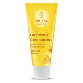 Crème au calendula - 75.0 ml - weleda Apaise et protège, visage et corps-491